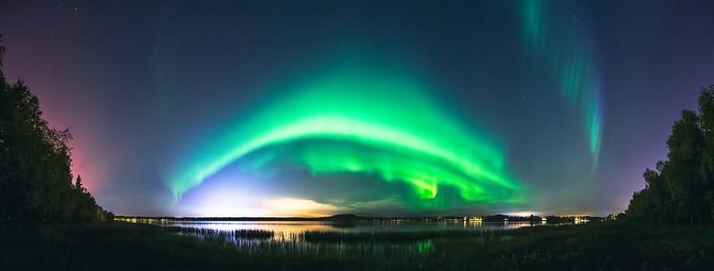 September Aurora Activity