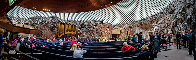 Rock Church in Helsinki