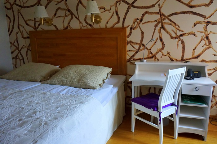 The Rivoli Hotel Jardin in Helsinki.