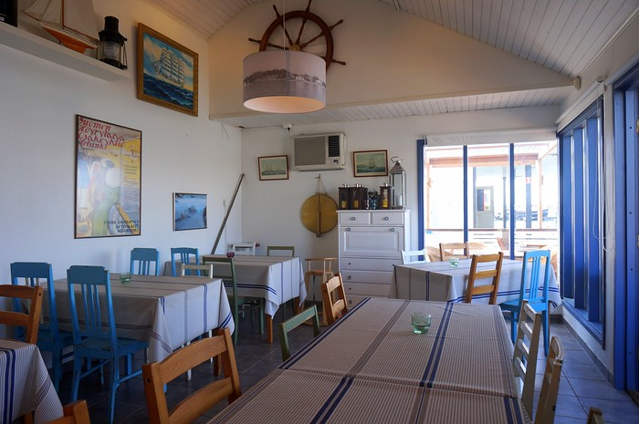 Bryggan Restaurant in Hanko