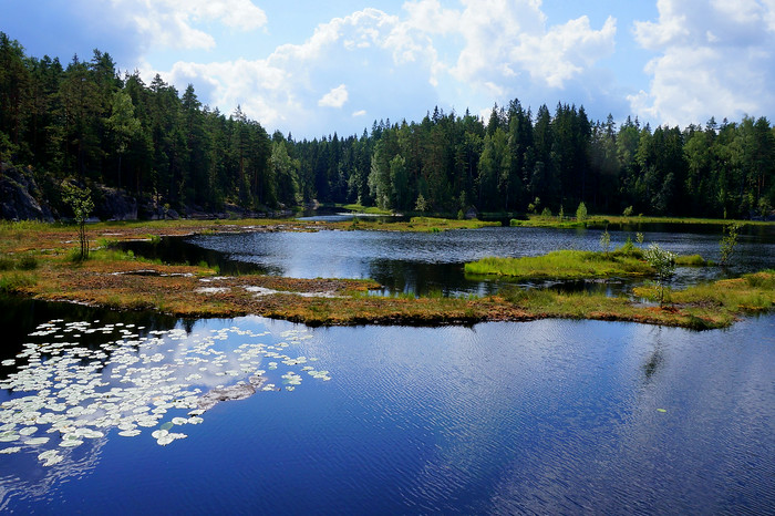 Finland THAT BACKPACKER