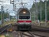 Sr2 3246 runs into Riihimaki on 8 August 2012