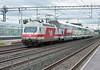Sr2 3245 rushes through Kerava on 8 August 2012