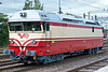 VR 2349 turned up at Kouvola on the morning of 10 August 2012 to collect some wooden coaches for the weekend's special trips - an added bonus!