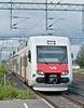 Sm4 6423/6323 arrives at Kerava on 8 August 2012