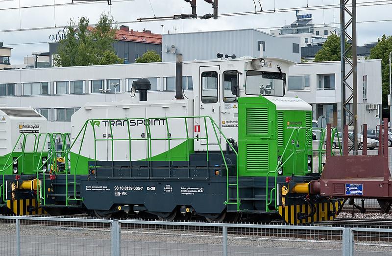 139-005 at Kouvola on 10 August 2012