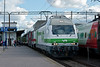 Sr2 3233 runs into Riihimaki with an IC service to Tampere on 9 August 2012