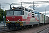Sr1 3049 runs through Kouvola on 10 August 2012 with a freight