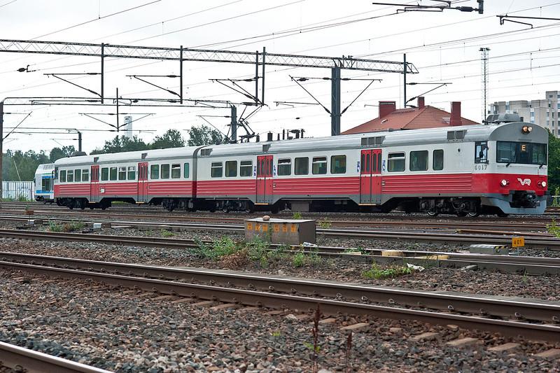 VR Sm1 6017/6217 Pasila 7 August 2012