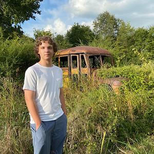 Finn, Old Bus, MO Bootheel