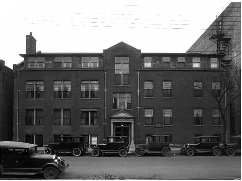 Wells Memorial Settlement House, 116 N. 11th St, Minneapolis - 1926