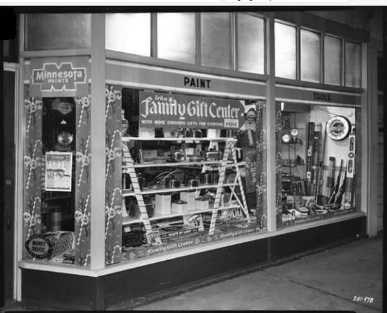 Pudas Hardware Store -- 2121 North 6th Avenue -- 1956