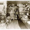 Isaac Anderson's Humboldt Avenue Grocery Store - inside