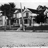 Somewhere on Western(Glenwood) Avenue. Photo taken 1925