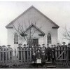 Humboldt Avenue Finnish Apostolic Lutheran Church in Finntown - early 1900s