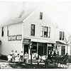 Isaac Anderson's Humboldt Avenue Grocery Store - very early 1900s