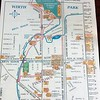 "Finntown ""Historic 1950's Hiking Map"" by Dick Bird"