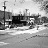 Glenwood Avenue at Morgan Avenue North - c.1950