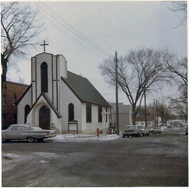Church at 500 Newton Avenue North