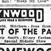 1948 Brynwood Theater ad from Minneapolis Tribune