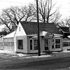 The little flower shop on Glenwood at Newton - 1953