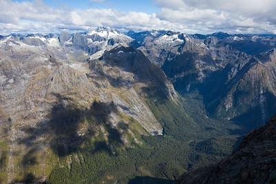 Donne Valley, Darran Mountains, Fiordland National Park