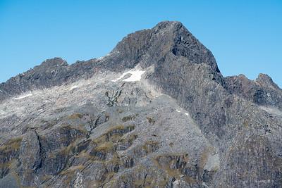 Access Peak, Cleddau River West Branch, Fiordland National Park
