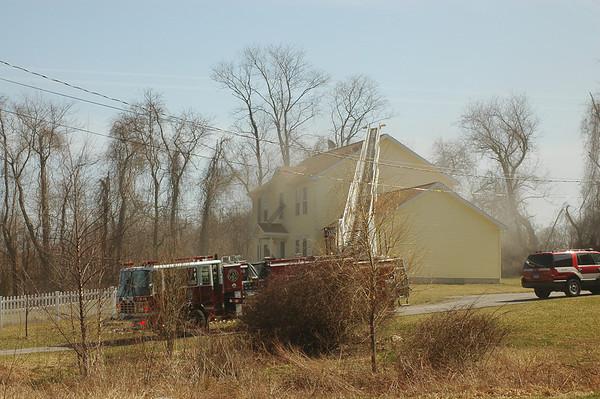 Montville house fire 04-08-08