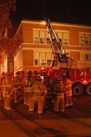 Willimantic, 3rd alarm  11-25-08