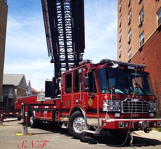 (320)Lawrence Cerdarhurst Fire Dept