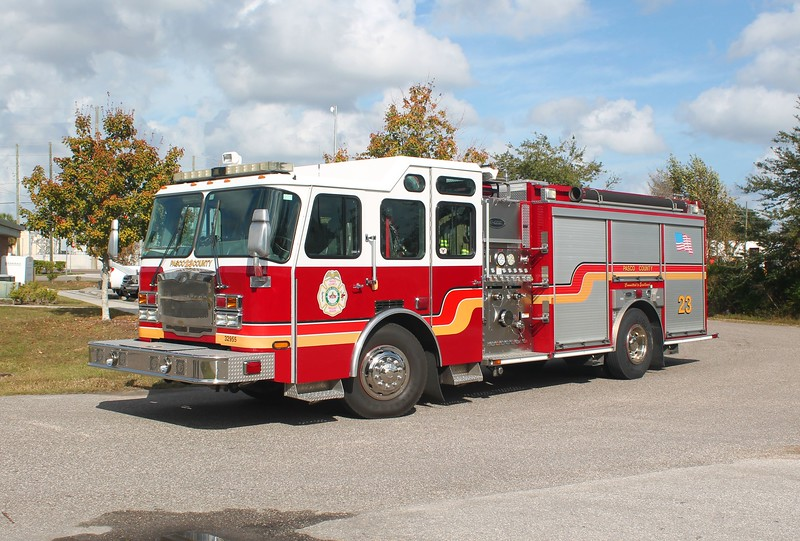 Pasco County Fire Rescue - Engine 23
