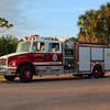Pasco County Engine 35 is a 2002 American LaFrance Custom Pumper on a Freightliner FL80 Commercial Chassis with a 1250 Gallon Per Minute pump and a 750 gallon water tank. <br /> PCFR Station 35 is a fully volunteer station operated by unpaid members. When in service, members operate an engine and squad, responding to fire, rescue, medical, and public assist calls in Western Pasco County. Station 35 is the busiest volunteer station in the county, despite being just a few blocks from career Station 11.