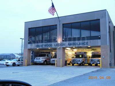 (3-25-0)Brentwood Legion Ambulance