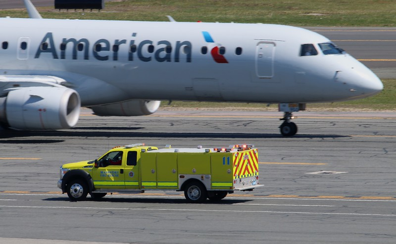 Logan Int'l Airport - Boston, MA