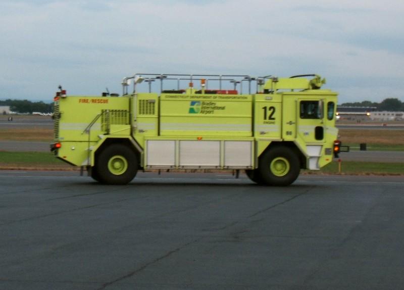 Bradley Int'l Airport - Windsor Locks, CT -2008