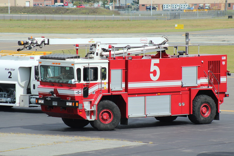 Crash 5 - Westfield MA. Municipal airport -2015