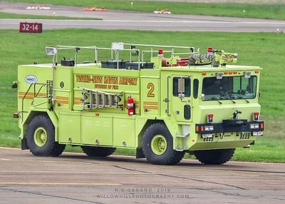 Airport Crash Trucks