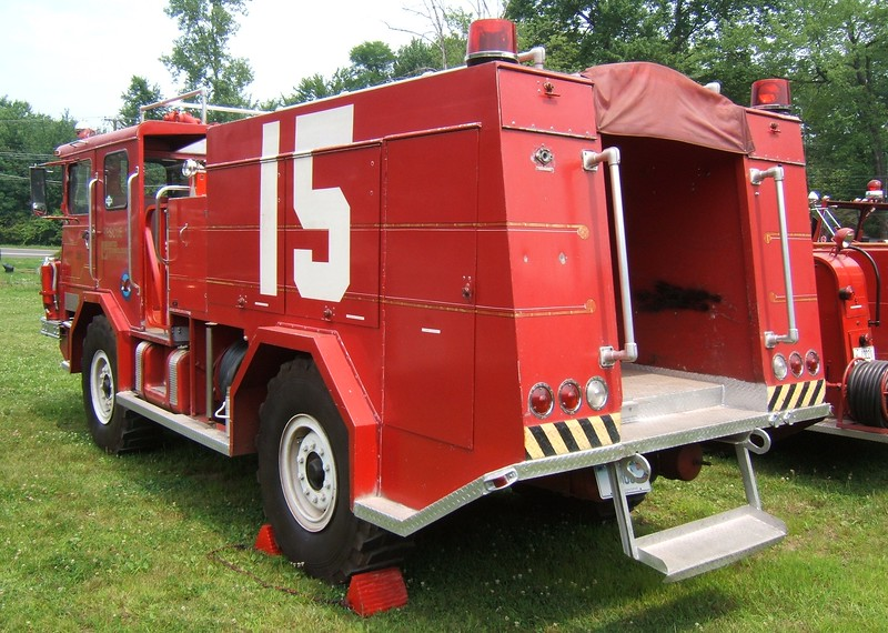 United Technologies Rescue 15 - CT Fire Museum