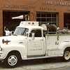 Retired Airport Crash Truck - City of New Haven Tweed Airport - 1989