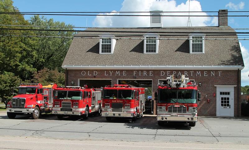 Old Lyme, CT - Sept., 2017
