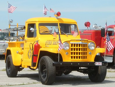 Long Island Antique Fire Apparatus Photo Shoot 6-11-17