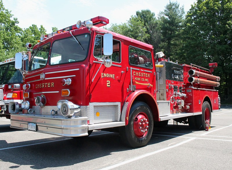 Former Chester Hose Co. E-2