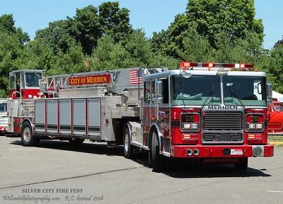 Silver City Fire Fest