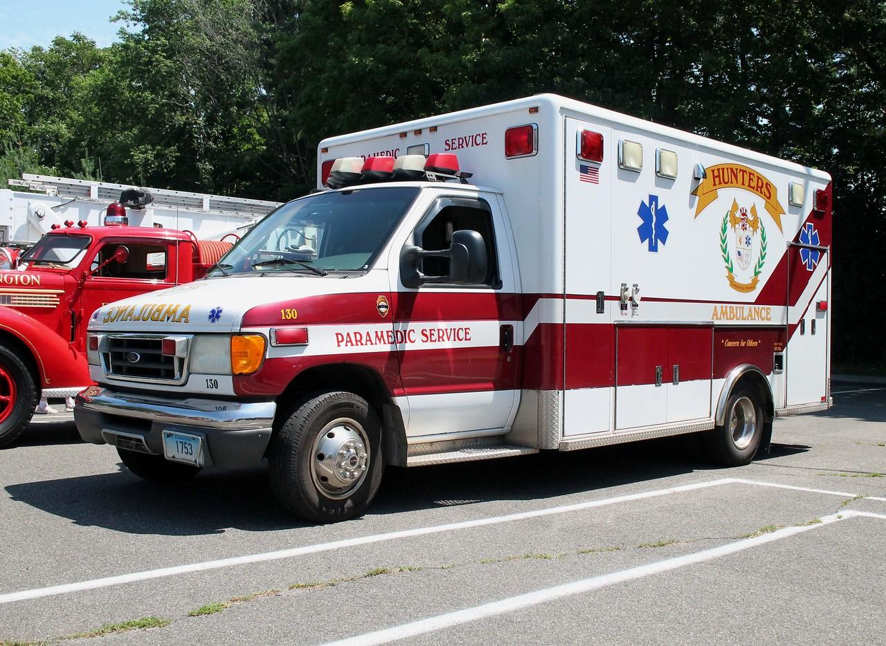 Hunters Ambulance Medic Rig