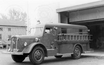 Jackson MI, 1937 Howe FWD