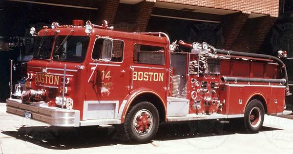 Maxim 1973 F Model Boston, MA