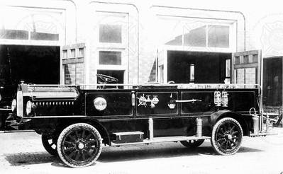 Pirsch 1916 -Duplex Charlotte MI