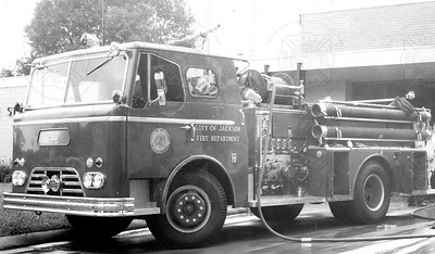 1959 Ward LaFrance Firebrand, Jackson, MS