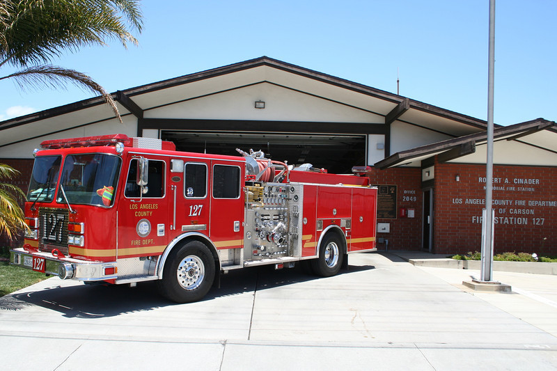 LA County Eng 127 IFO Emergency House