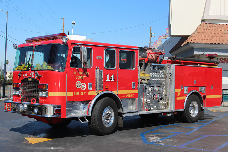 LA County Engine 14